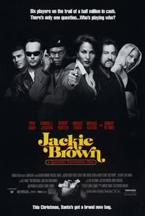 Jackie Brown - Poster / Capa / Cartaz - Oficial 8