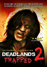 Deadlands 2: Trapped - Poster / Capa / Cartaz - Oficial 1