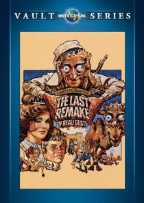 A Mais Louca de Todas as Aventuras de Beau Geste - Poster / Capa / Cartaz - Oficial 3