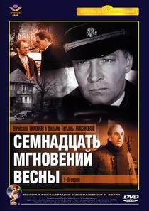 Semnadtsat mgnoveniy vesny - Poster / Capa / Cartaz - Oficial 1