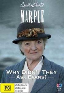 Miss Marple: Porque não pediram a Evans? - Poster / Capa / Cartaz - Oficial 1