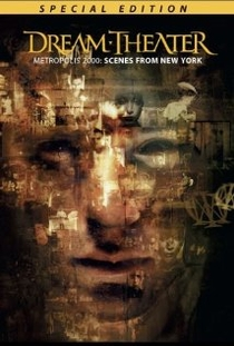 Dream Theater: Metropolis 2000 - Scenes from New York - Poster / Capa / Cartaz - Oficial 1
