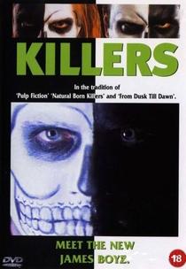 Killers - Heróis da Violência - Poster / Capa / Cartaz - Oficial 2