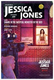 Jessica Jones (2ª Temporada) - Poster / Capa / Cartaz - Oficial 7