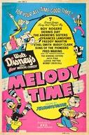 Tempo de Melodia (Melody Time)
