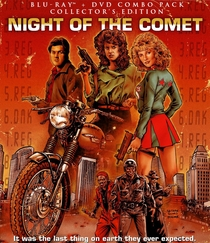 A Noite do Cometa - Poster / Capa / Cartaz - Oficial 7