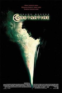 Constantine - Poster / Capa / Cartaz - Oficial 4