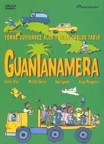Guantanamera - Poster / Capa / Cartaz - Oficial 1