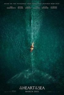 No Coração do Mar - Poster / Capa / Cartaz - Oficial 1