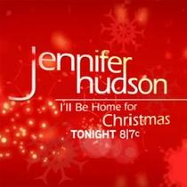 Jennifer Hudson - I'll Be Home For Christmas - Poster / Capa / Cartaz - Oficial 1