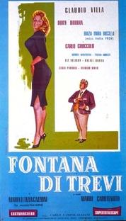 Fontana di Trevi - Poster / Capa / Cartaz - Oficial 1