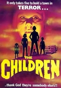 As Crianças - Poster / Capa / Cartaz - Oficial 1