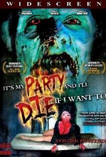 It's My Party and I'll Die If I Want To - Poster / Capa / Cartaz - Oficial 1