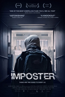 O Impostor - Poster / Capa / Cartaz - Oficial 3