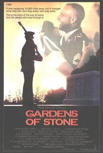 Jardins de Pedra - Poster / Capa / Cartaz - Oficial 1