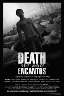 Morte na Terra de Encantos - Poster / Capa / Cartaz - Oficial 1