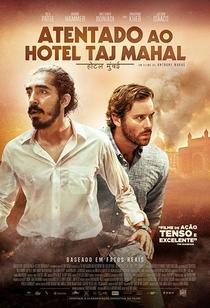 Atentado ao Hotel Taj Mahal - Poster / Capa / Cartaz - Oficial 2