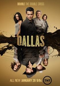 Dallas (3ª Temporada) - Poster / Capa / Cartaz - Oficial 2