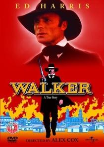 Walker - Uma Aventura na Nicarágua - Poster / Capa / Cartaz - Oficial 4