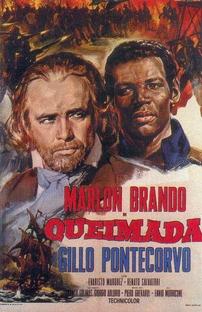 Queimada! - Poster / Capa / Cartaz - Oficial 1