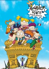 Rugrats em Paris: O Filme - Poster / Capa / Cartaz - Oficial 2