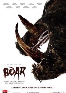 Boar - Poster / Capa / Cartaz - Oficial 1