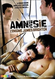Amnésia - O Enigma de James Brighton - Poster / Capa / Cartaz - Oficial 1
