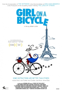 Girl on a Bicycle - Poster / Capa / Cartaz - Oficial 2