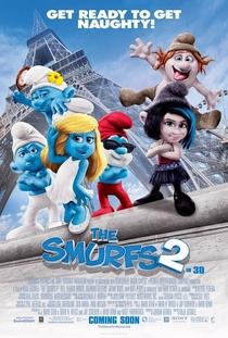 Os Smurfs 2 - Poster / Capa / Cartaz - Oficial 1