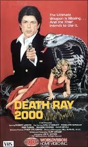 Death Ray 2000 - Poster / Capa / Cartaz - Oficial 1