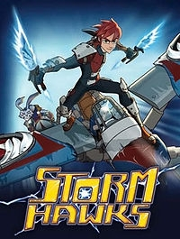 Storm Hawks - Poster / Capa / Cartaz - Oficial 1