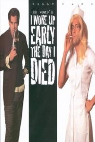 Acordei Cedo no Dia da Minha Morte - Poster / Capa / Cartaz - Oficial 2