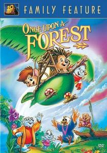 Era uma Vez na Floresta - Poster / Capa / Cartaz - Oficial 1