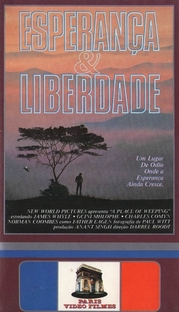 Esperança & Liberdade  - Poster / Capa / Cartaz - Oficial 1