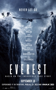 Evereste - Poster / Capa / Cartaz - Oficial 3