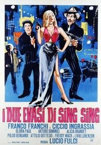 Dois fugitivos de sing-sing - Poster / Capa / Cartaz - Oficial 1