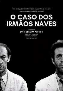 O Caso dos Irmãos Naves - Poster / Capa / Cartaz - Oficial 2
