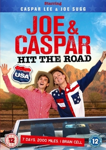 Joe & Caspar Hit The Road USA - Poster / Capa / Cartaz - Oficial 1