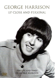 George Harrison - Up Close and Personal - Poster / Capa / Cartaz - Oficial 1