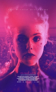 Demônio de Neon - Poster / Capa / Cartaz - Oficial 11