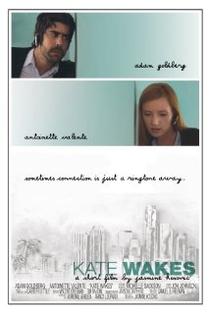 Kate Wakes - Poster / Capa / Cartaz - Oficial 1