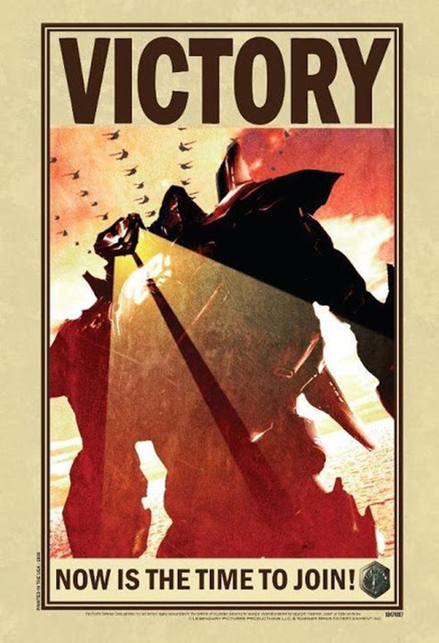 GARGALHANDO POR DENTRO: Notícia | Divulgado Novo Poster Do Novo Filme De Guillermo Del Toro