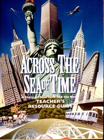 Across the Sea of Time - Poster / Capa / Cartaz - Oficial 1