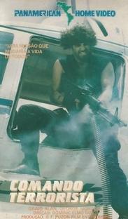 Comando Terrorista - Poster / Capa / Cartaz - Oficial 1