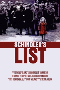 A Lista de Schindler - Poster / Capa / Cartaz - Oficial 3