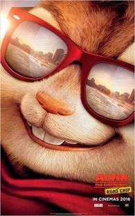 Alvin e os Esquilos: Na Estrada - Poster / Capa / Cartaz - Oficial 8