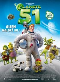 Planeta 51 - Poster / Capa / Cartaz - Oficial 1