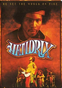 Hendrix - Poster / Capa / Cartaz - Oficial 1