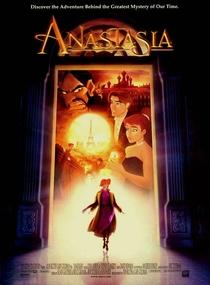 Anastasia - Poster / Capa / Cartaz - Oficial 1