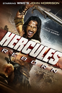 Hercules Reborn - Poster / Capa / Cartaz - Oficial 2